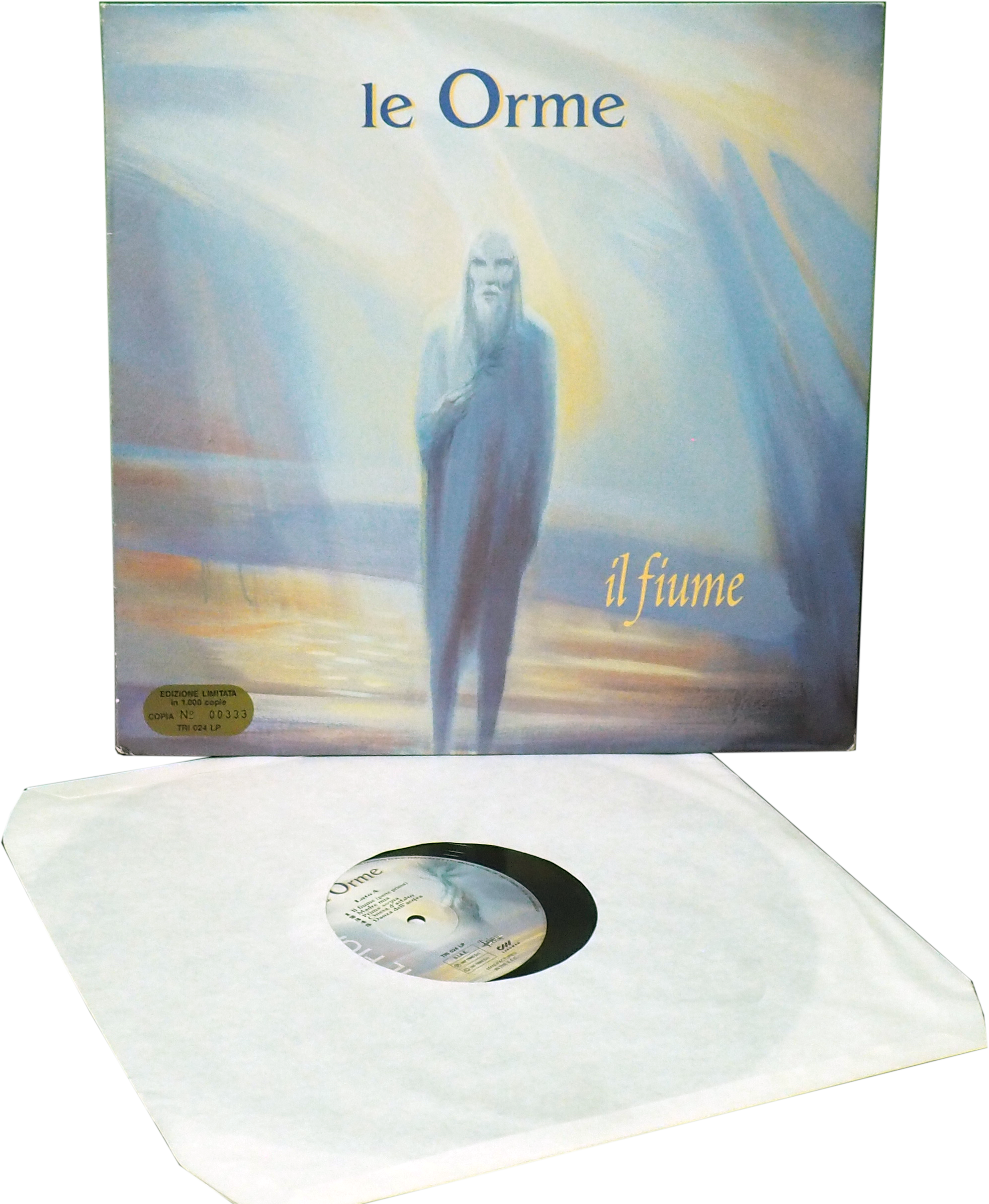 LP_LE ORME-IL FIUME_LIMITED EDITIONDS
