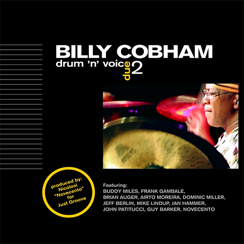 BILLY COBHAM - DUM 'N' VOICE -VOL.2