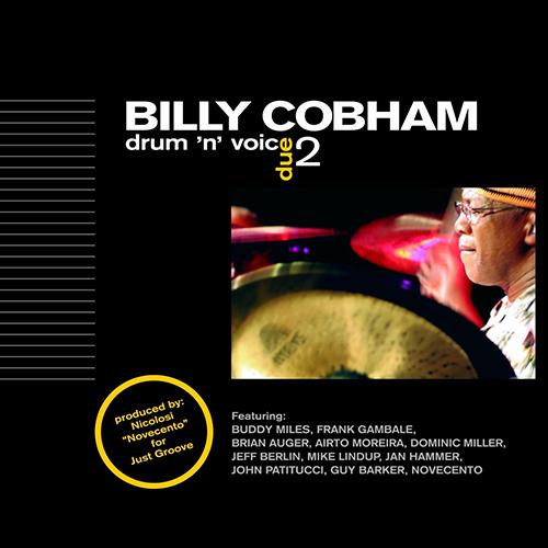 BILLY COBHAM - DUM 'N' VOICE -VOL.2