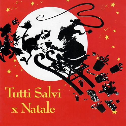 FRANCESCO SALVI - TUTI SALVI X NATALE