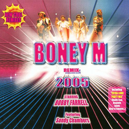 BONEY M. - REMIX 2005