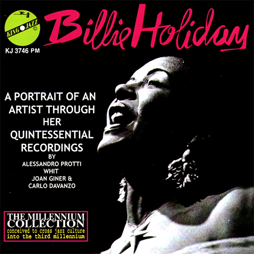 BILLIE HOLIDAY - KING JAZZ