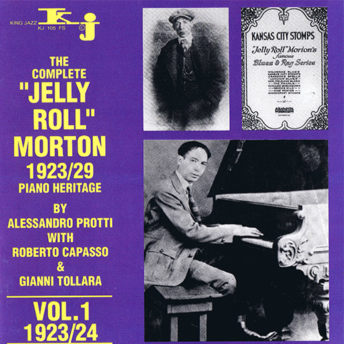 JELLY ROLL MORTON - VOL.1