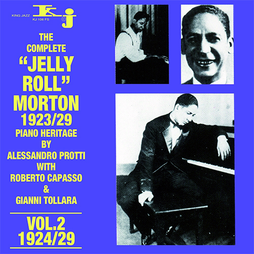 JELLY ROLL MORTON - VOL.2