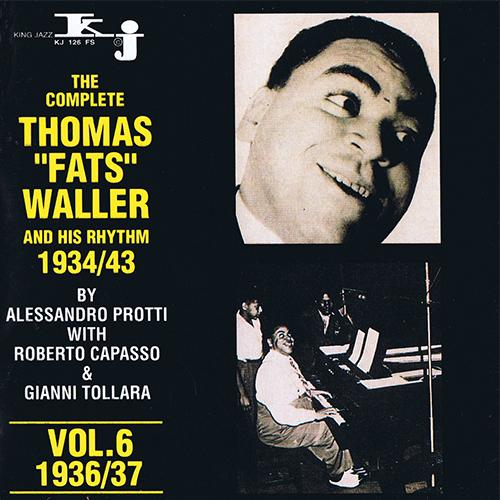 THOMAS FATS WELLER - VOL.6