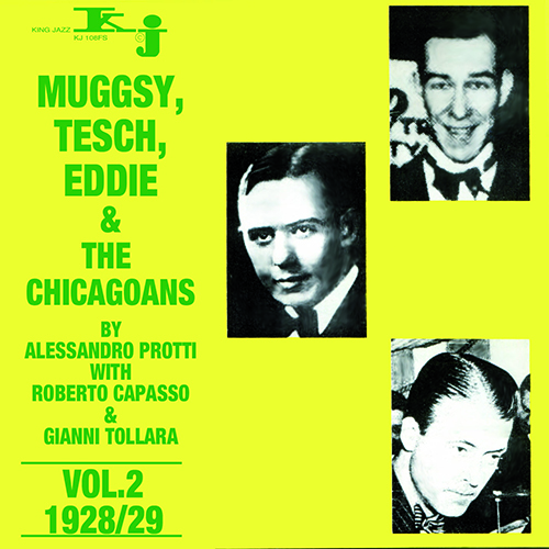 MUGGSY TESCH EDDIE AND THE CHICAGOANS - VOL.2