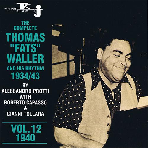 THOMAS FATS WALLER - VOL.12