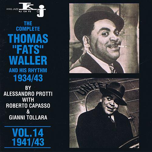 THOMAS FATS WALLER - VOL.14